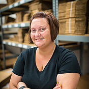 Jessica Rodriguez, Shipping Assistant