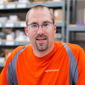 Mike Scheuer, Fulfillment Specialist